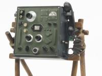 無線機の塗装