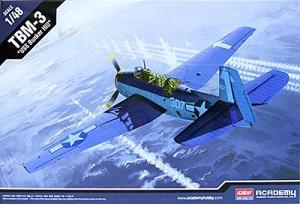 アメリカ海軍・TBM-3アベンジャー 1/48 アカデミー