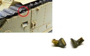 B1bis スクレーパーの追加と排気管の開口