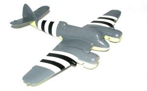 ボーファイターTF.Mk.10 デカールの下地のためにクリア吹き