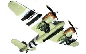 ボーファイターTF.Mk.10 魚雷の制作