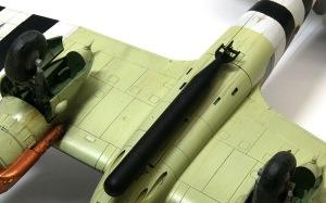 ボーファイターTF.Mk.10 ウエザリング