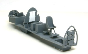 ボーファイターTF.Mk.10 機銃手側にも扉を作る