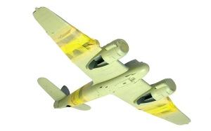 ボーファイターTF.Mk.10 機体下面の塗装