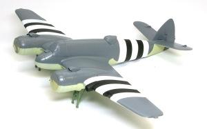 ボーファイターTF.Mk.10 機体上面の塗装