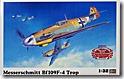 ドイツ空軍・メッサーシュミットBf109F型 1/32 ハセガワ
