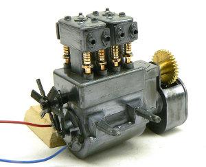 ビアンチ・モデル1907 エンジン