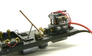 ビアンチ・モデル1907 シャーシ