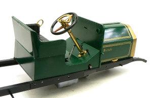 ビアンチ・モデル1907 鏡面仕上げに挑戦