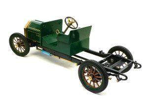 ビアンチ・モデル1907 シャーシが完成