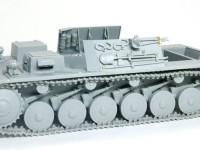 車体上部の組立て 2号15cm自走重歩兵砲バイソン2