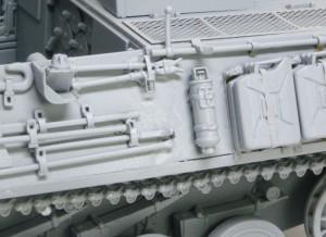 2号15cm自走重歩兵砲バイソン2