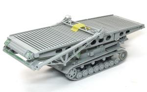 4号架橋戦車D型 組立て完了