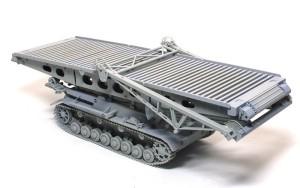 4号架橋戦車D型 サフ吹き