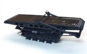4号架橋戦車D型 ウオッシング