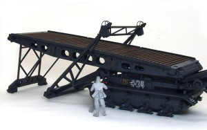 4号架橋戦車D型 スタイルの変更