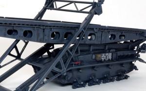 4号架橋戦車D型 ドライブラシ