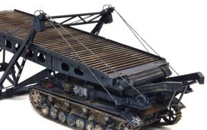 4号架橋戦車D型 張り線