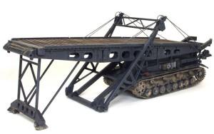 ドイツ・4号架橋戦車D型 1/35 トランペッター