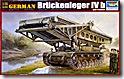 ドイツ・4号架橋戦車 1/35 トランペッター