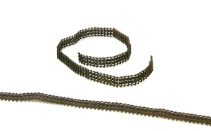 ブルムベア初期型 履帯の連結