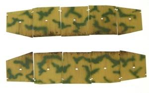 ブルムベア初期型 シュルツェンの汚し