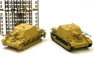 4号突撃戦車ブルムベア 基本塗装