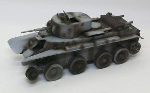 ソビエト・快速戦車BT-7 サフ吹きと影吹き
