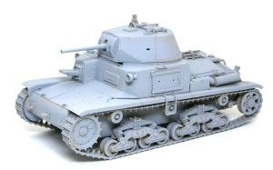 M13/40カーロ・アルマート サフ吹き