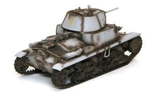 M13/40カーロ・アルマート 影吹き