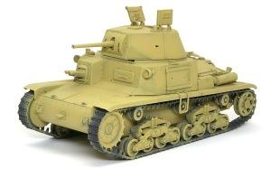M13/40カーロ・アルマート 基本塗装