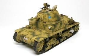 M13/40カーロ・アルマート ウオッシング