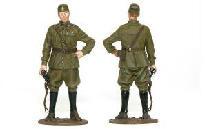M13/40カーロ・アルマート 歩兵将校フィギュア