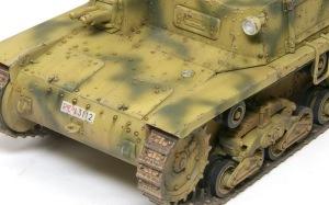 M13/40カーロ・アルマート チッピング