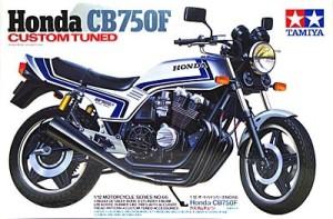 ホンダ・CB750Fカスタム・チューンド 1/12 タミヤ