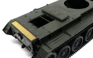 巡航戦車セントーMk.4 エンジンデッキのディテールアップ