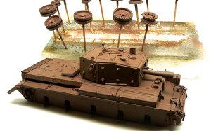 巡航戦車セントーMk.4 塗装