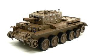 巡航戦車セントーMk.4 デカール貼り