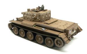 巡航戦車セントーMk.4 OVMの塗分け