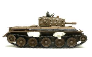 巡航戦車セントーMk.4 履帯の取り付け