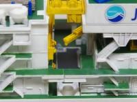 噴出防止装置格納庫