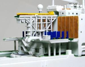 地球深部探査船ちきゅう