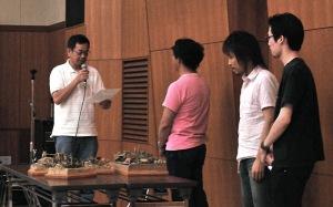 中京AFVの会2009 大賞受賞のモケ模型隊