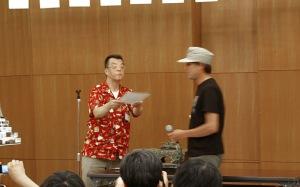 中京AFVの会2009 金賞受賞のTKさん