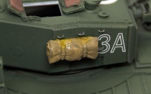 チャーチルMk.3工兵戦闘車 ジャンクパーツの荷物
