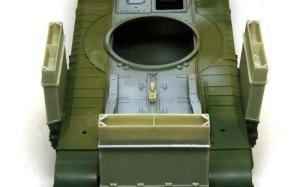 チャーチルMk.3工兵戦闘車 ダクト