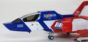 コア・ファイター セーラ・マス少尉機のデカール