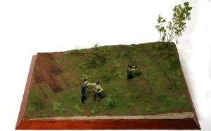 Crash Landing 草木を植える