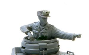 アフリカ軍団歩兵 戦車長に転属