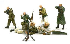 必死の防衛・コルスン包囲網1944年 6人全員ほぼ完了